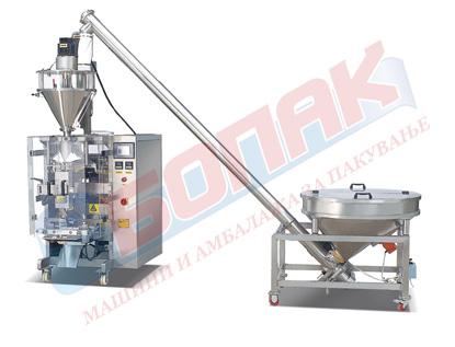 Avtomatska masina za pakuvanje praskasti proizvodi