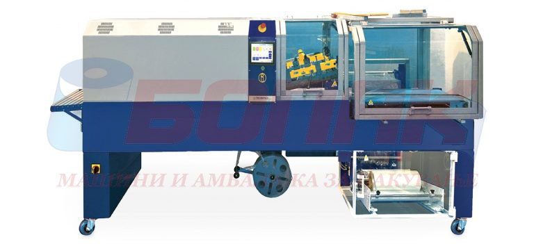 avtomatska masina mecpack compact italdibipack za pakuvanje proizvodi vo termo folija