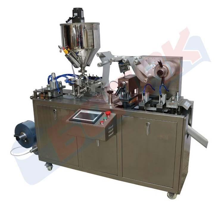 Avtomatska masina za formiranje i pakuvanje kancinja