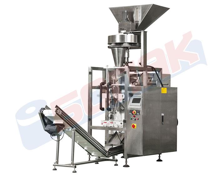 Avtomatska masina za pakuvanje zrnesti proizvodi