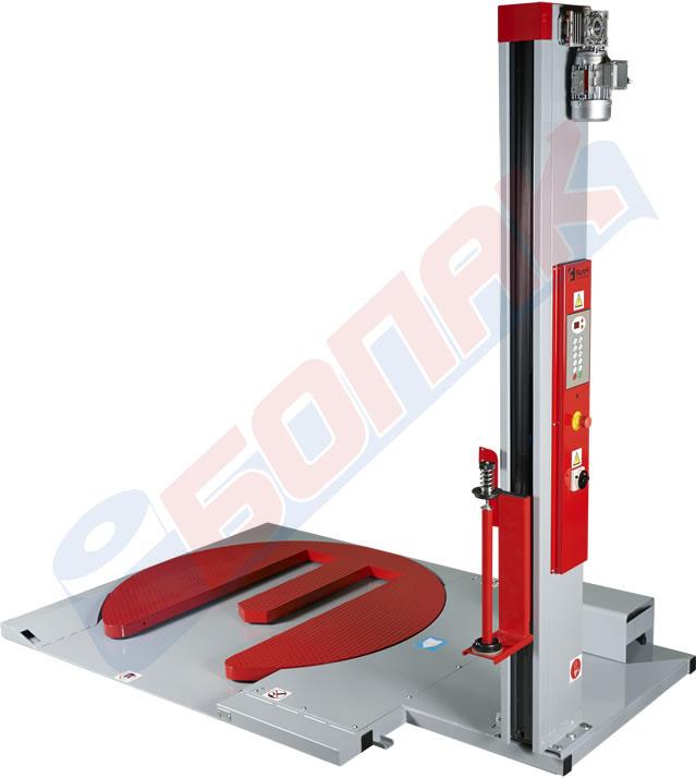 Masina za pakuvanje paleti so strec folija FP10T-ULTRA