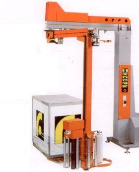 Masina za pakuvanje paleti so strec folija FP65